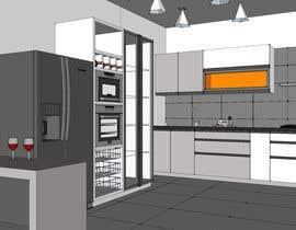 kayps1 tarafından Design a Unique Modern Kitchen için no 3