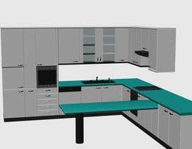 kayps1 tarafından Design a Unique Modern Kitchen için no 9