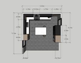 jorjaleebandibas tarafından Design a Unique Modern Kitchen için no 16