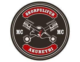 Nro 29 kilpailuun Make a logo for motorcycle club käyttäjältä aljonmanlutac