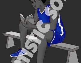 Nro 20 kilpailuun student athlete basketball käyttäjältä CreativeSoph