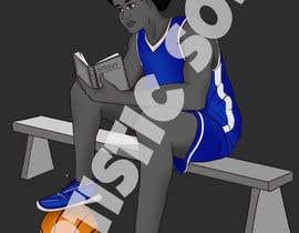 Nro 21 kilpailuun student athlete basketball käyttäjältä CreativeSoph