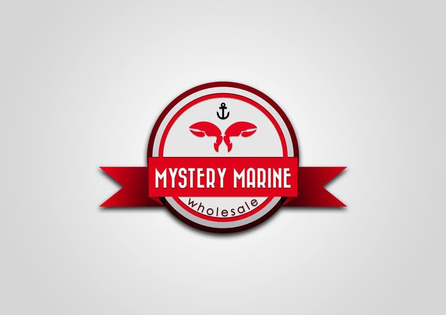 Penyertaan Peraduan #                                        18                                      untuk                                         Logo Design for Mystery Marine Wholesale