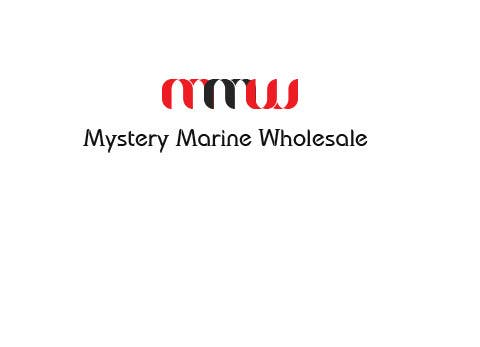 Kilpailutyö #                                        25                                      kilpailussa                                         Logo Design for Mystery Marine Wholesale