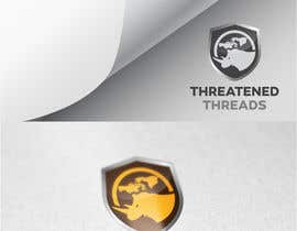 "#97 pentru Design a Logo for ""Threatened Threads"" de către AalianShaz"