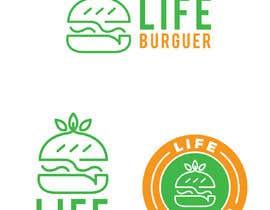 """#131 для Build brand image and logo for """"LIFE BURGUER"""" от eling88"""