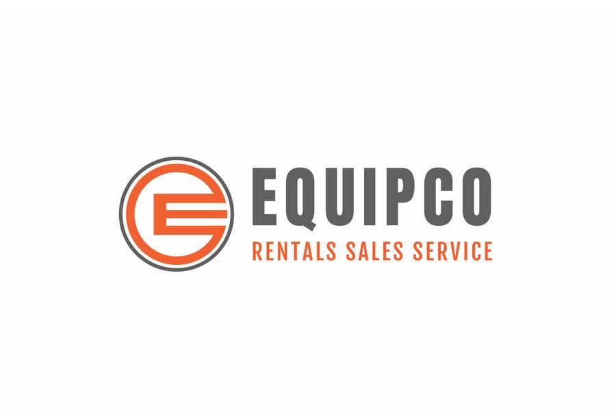 Bài tham dự cuộc thi #                                        433                                      cho                                         EQUIPCO Rentals Sales Service