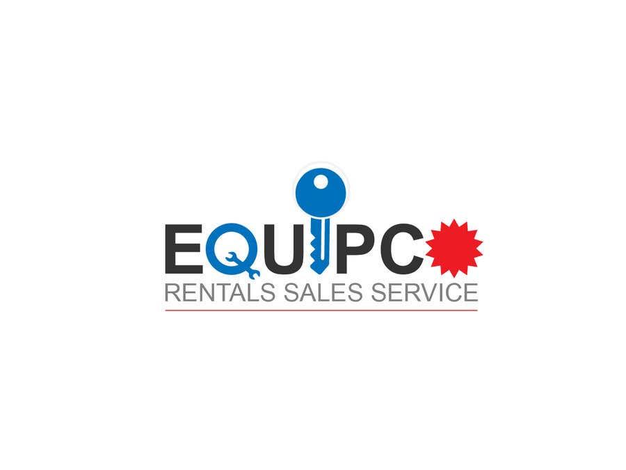 Bài tham dự cuộc thi #                                        74                                      cho                                         EQUIPCO Rentals Sales Service