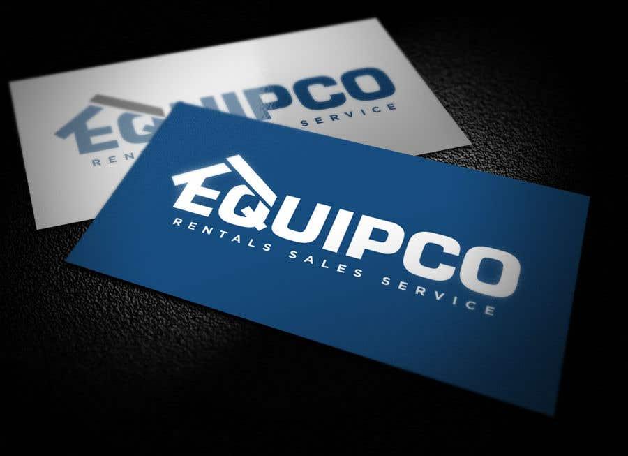 Bài tham dự cuộc thi #                                        43                                      cho                                         EQUIPCO Rentals Sales Service