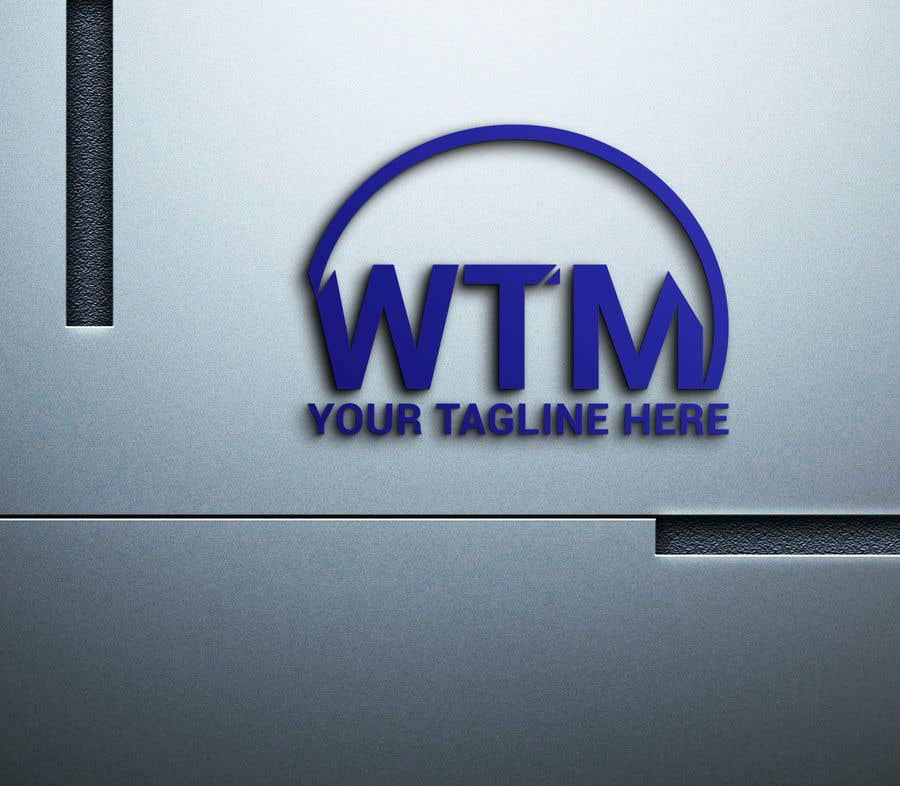 "Contest Entry #                                        127                                      for                                         Create a company logo with the letters ""WTM"" in it."