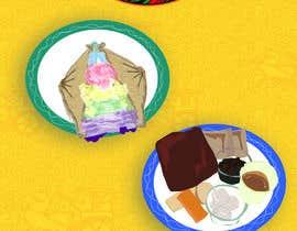 Nro 4 kilpailuun Design our food menu items as graphics käyttäjältä jithinroy023