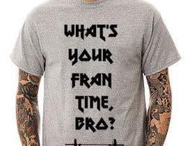 tiagogoncalves96 tarafından Design a Logo for a shirt için no 6