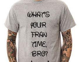 tiagogoncalves96 tarafından Design a Logo for a shirt için no 8
