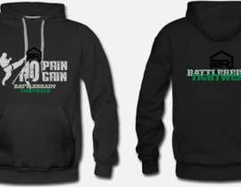 #55 for Looking for 3 T-Shirt Designs for MMA/Jiu Jitsu Brand af raiyanistiak