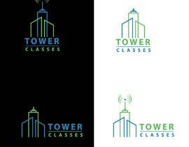 #369 for Create a logo for TOWER CLASSES by freelancer55p