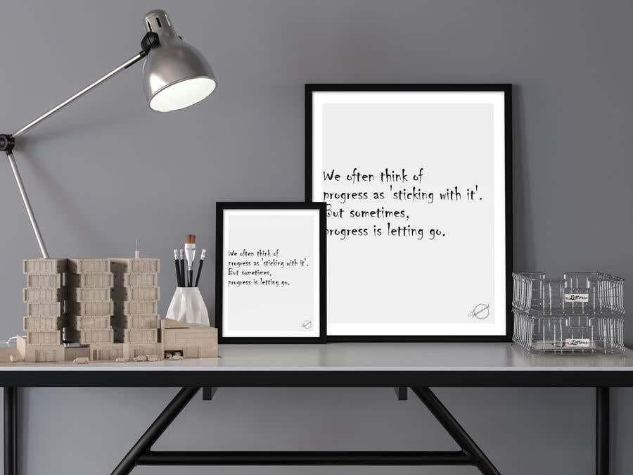 Inscrição nº                                         26                                      do Concurso para                                         10 Quote Poster designs