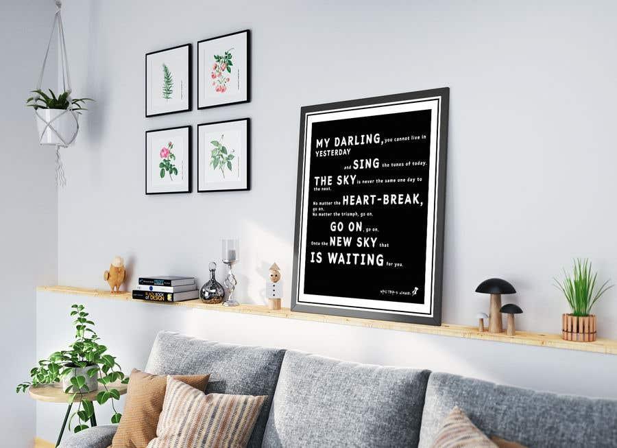 Inscrição nº                                         109                                      do Concurso para                                         10 Quote Poster designs