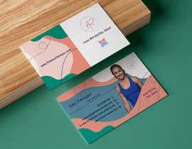 #368 for I need a business card designer by labanaya
