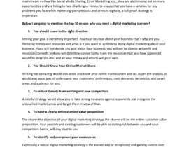Nro 31 kilpailuun Write an article on any of the topics below käyttäjältä zackynaeem