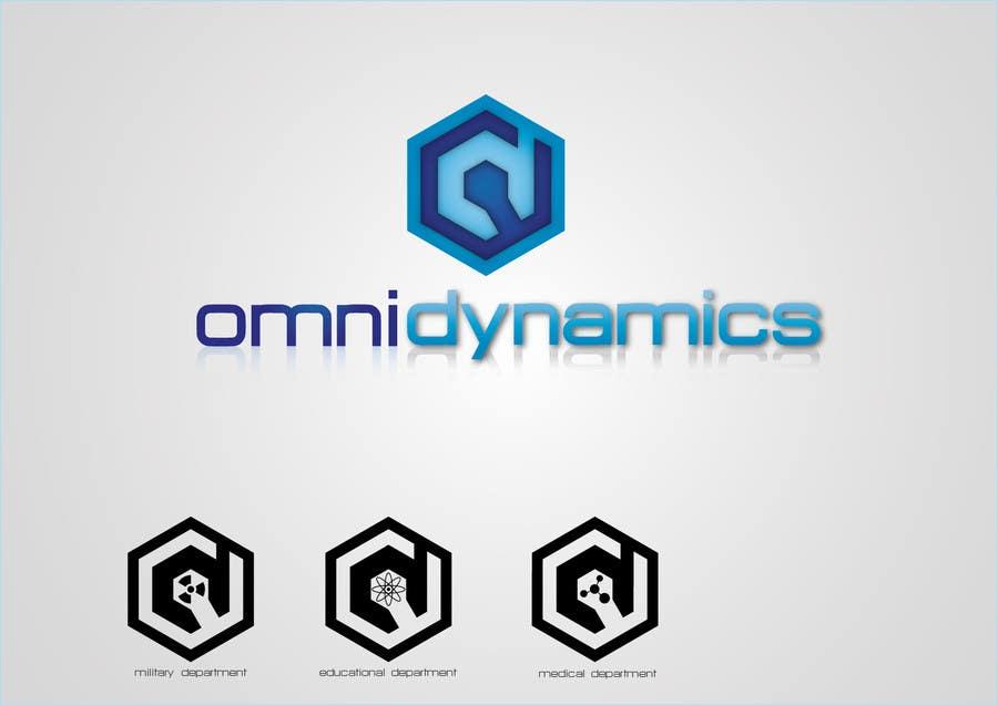 """Inscrição nº                                         86                                      do Concurso para                                         """"Imagination Unleashed"""" Robotics logo for OmniDynamics !!"""