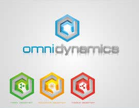 "#87 untuk ""Imagination Unleashed"" Robotics logo for OmniDynamics !! oleh anamiruna"