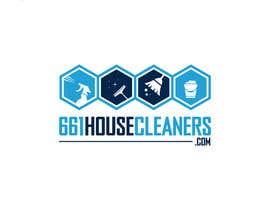 #804 untuk Logo design for house cleaning company oleh Nobiullah