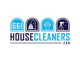 #701 untuk Logo design for house cleaning company oleh kazyosmanfaruk19