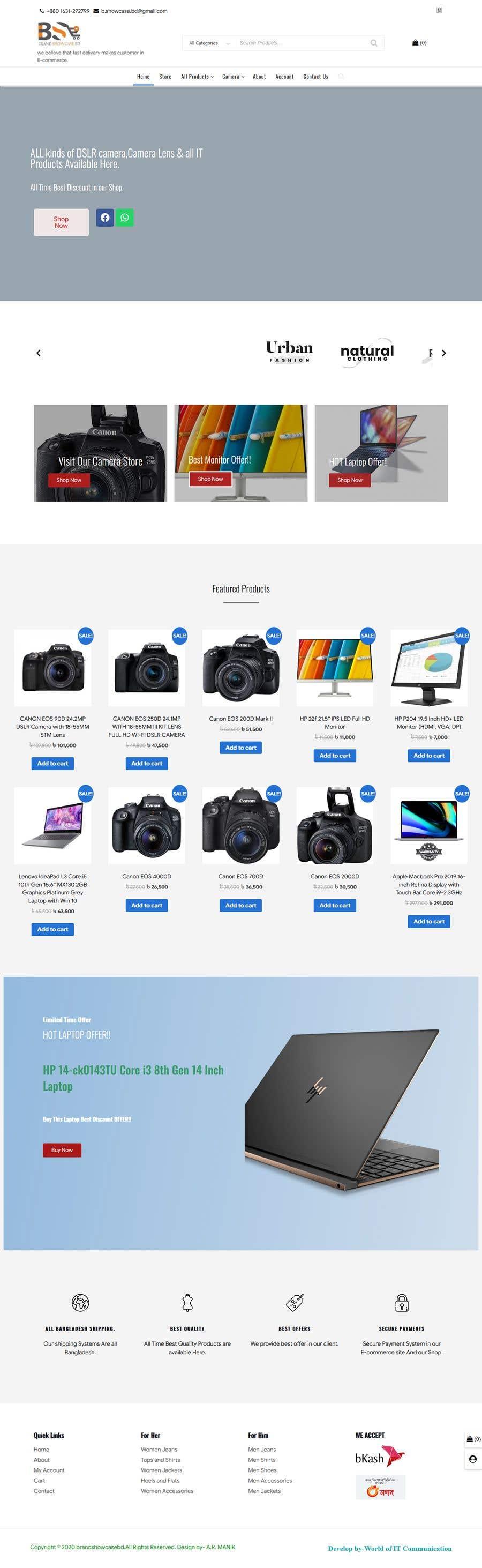 Penyertaan Peraduan #                                        34                                      untuk                                         Web Page Redesign