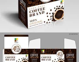 #31 для Design a package graphics for premium coffees от Fantasygraph