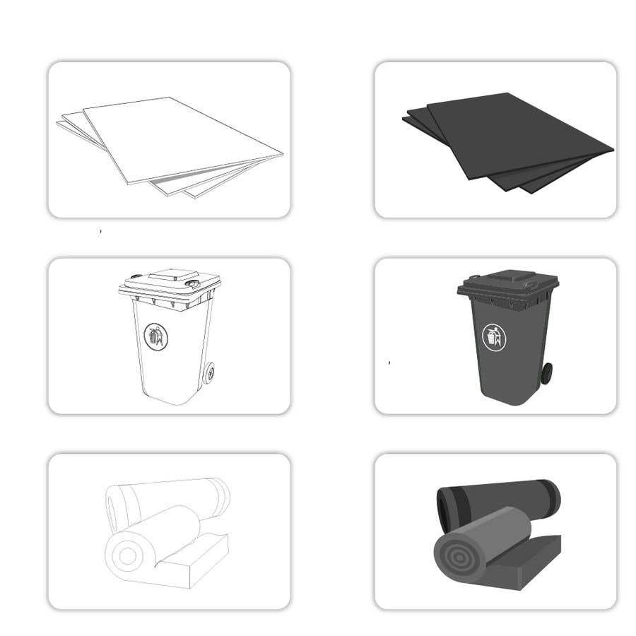 Penyertaan Peraduan #                                        27                                      untuk                                         Create 9 x Custom SVG Icons