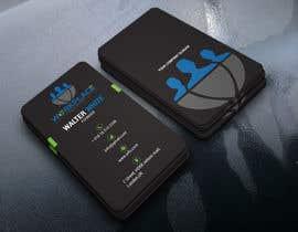 Nro 45 kilpailuun Business Card Design käyttäjältä shanto0004