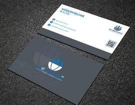 Nro 63 kilpailuun Business Card Design käyttäjältä eyahiaislam6