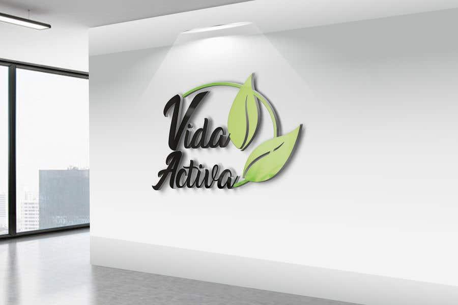 Kilpailutyö #                                        9                                      kilpailussa                                         Desarrollo de Logo para tienda de productos nutricionales