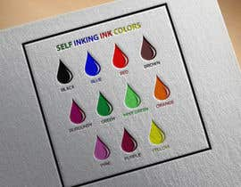 #119 for Ink Swatch Color Graphic by mutassimbillah78