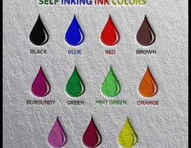 #120 for Ink Swatch Color Graphic by mutassimbillah78
