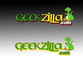 #102 para Logo Design for GeekZilla por dataentry05