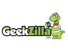 #27 para Logo Design for GeekZilla por colorbone