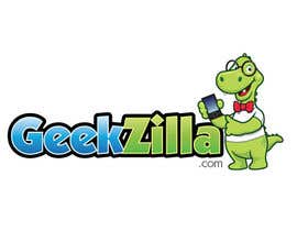 #33 cho Logo Design for GeekZilla bởi colorbone