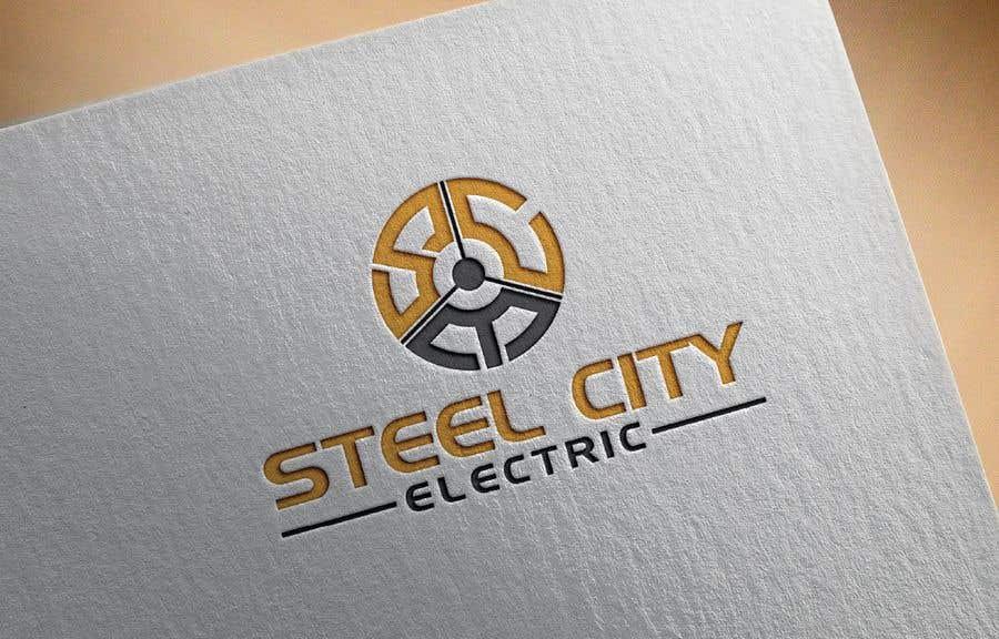 Penyertaan Peraduan #                                        901                                      untuk                                         Design a logo for my electrical business
