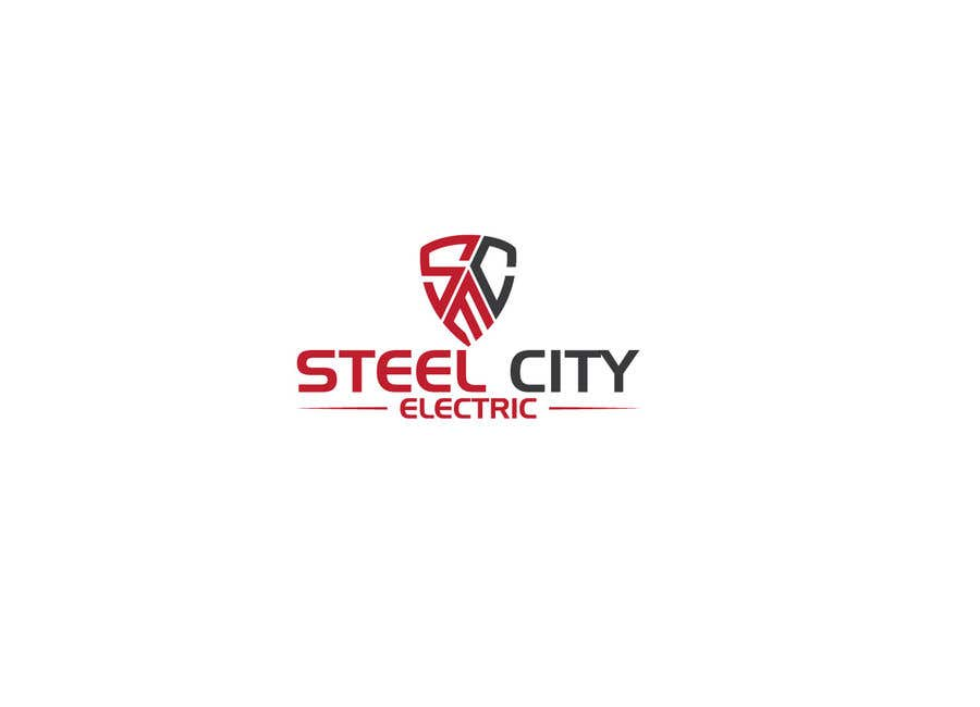 Contest Entry #                                        853                                      for                                         Design a logo for my electrical business