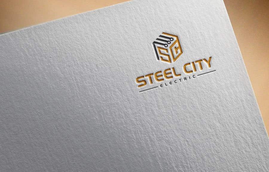 Penyertaan Peraduan #                                        978                                      untuk                                         Design a logo for my electrical business