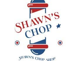 #23 cho Design logo for barber shop- Wanting a logo for a barber shop designed. The name is Shawn's Chop Shop.   Things that can be incorporated would include:  Barber pole Scissors  Straight razor  Hair Clippers •Modern or Old style designs welcome. bởi rajat650270