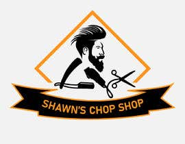 #22 cho Design logo for barber shop- Wanting a logo for a barber shop designed. The name is Shawn's Chop Shop.   Things that can be incorporated would include:  Barber pole Scissors  Straight razor  Hair Clippers •Modern or Old style designs welcome. bởi tareqhasan382
