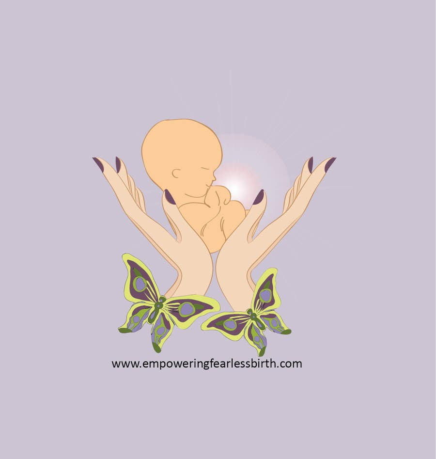 Inscrição nº                                         4                                      do Concurso para                                         Logo Design for Empowering Fearless Birth Event