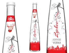 #198 for Design a Logo for Hong Kong Distillery vodka logo and bottle design by anasssss