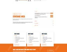 #25 for A Wi-Fi ISP startup needs website landing page. by rajatdhunk