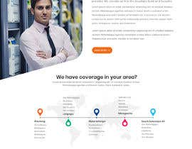 #30 for A Wi-Fi ISP startup needs website landing page. by webninjaz