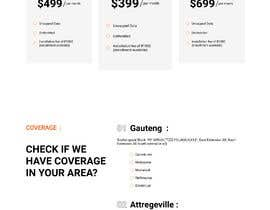 #33 for A Wi-Fi ISP startup needs website landing page. by S1dr11