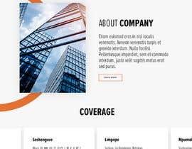 #18 for A Wi-Fi ISP startup needs website landing page. by kubulu