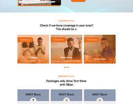 #17 for A Wi-Fi ISP startup needs website landing page. by dbikram911